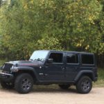 Jeep Wrangler beats Thompson closure