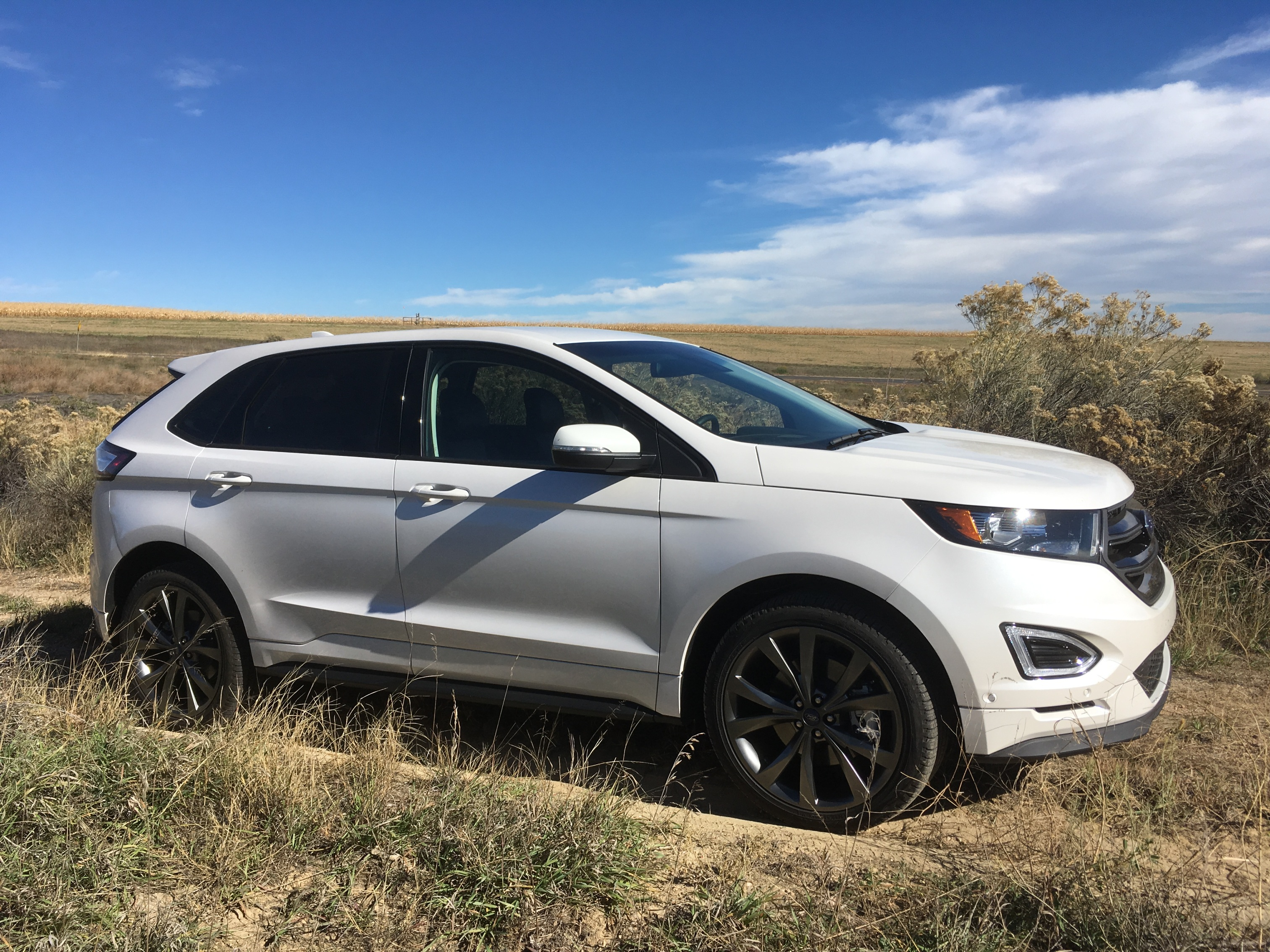 Ford Edge Sport Is Strong Performer