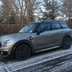 "Mini Countryman faces cold week on ""all 4s"""