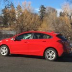 Chevy pins hope on Cruze hatch, diesel