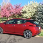 Nissan Leaf, Infiniti VC-T empowered