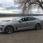 Kia adds pizzazz with Stinger GT