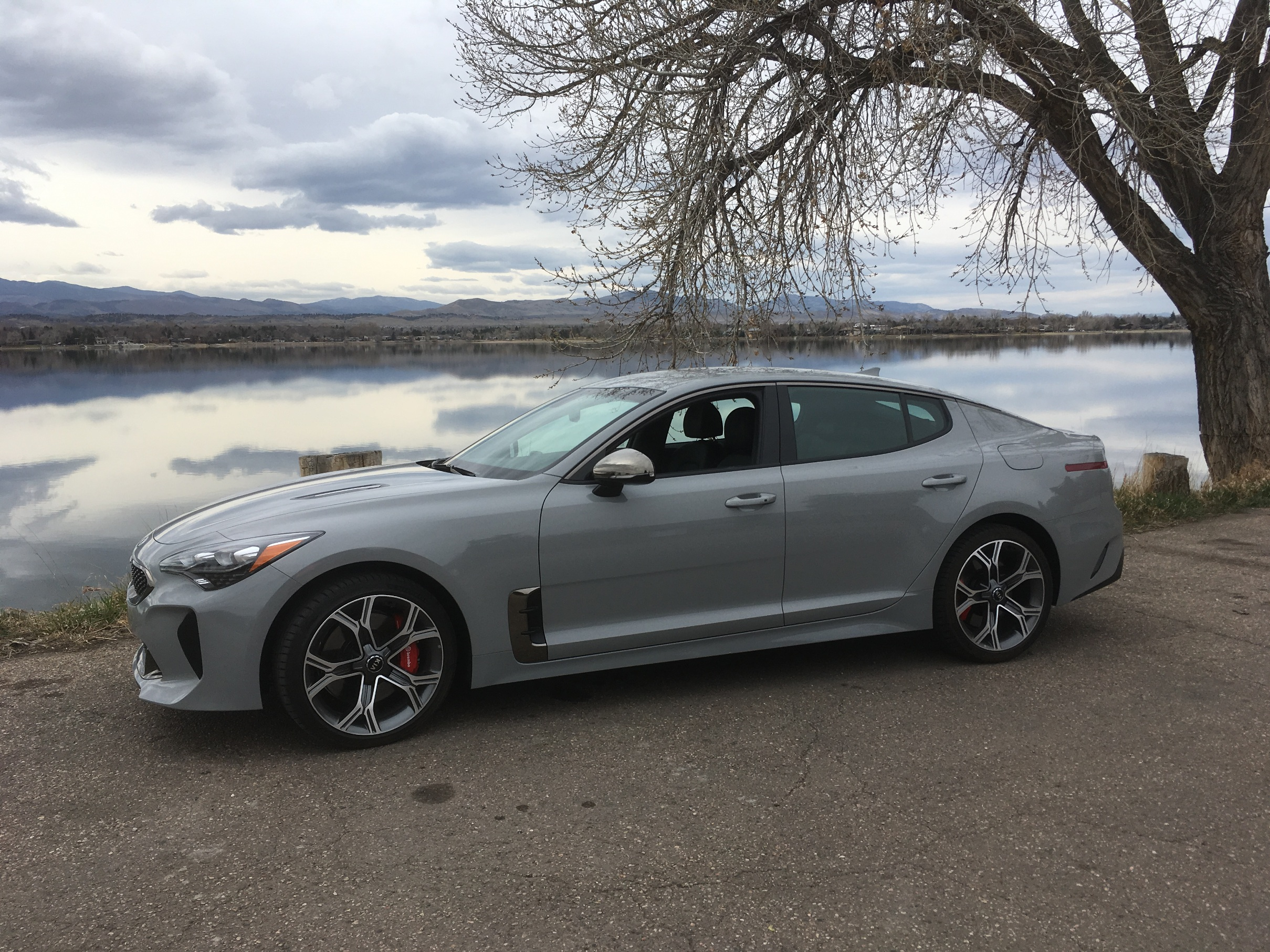 kia adds pizzazz with stinger gt bud wells bud wells