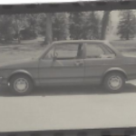 Back then . . . . . 1980 VW Jetta