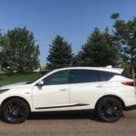 SH-AWD platform, 10-speed boost Acura RDX