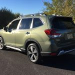 2019 Subaru Forester sizes up in safety