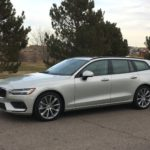 Power, size, style – in plaid – added to Volvo V60