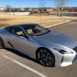 Lexus LC 500h fuels interest in hybrids