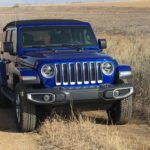 Turbo, 8-speed, e-assist boost Jeep Wrangler