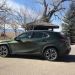 Lexus adds UX hybrid to subcompacts