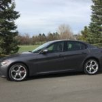 Alfa Romeo Giulia: low number, high impact