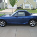 Back then . . . . . '99 Mazda Miata