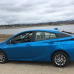 '19 Toyota Prius gets partial AWD