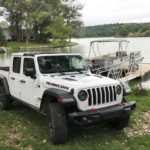Jeep Gladiator, one of toughest offroaders