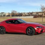 Toyota Supra has shimmer of Bimmer