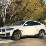 Roofline  is 'like it or leave it' for BMW X6