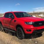Interest level stirs for Ford Ranger