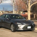 Elegant Lexus ES300h fuel-efficient, too