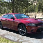 Dodge retains sales with Charger V-6