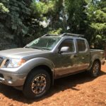 '20 Frontier gets new V-6, 9-speed