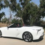 Lexus expands with open-top LC500