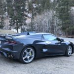 Midengine allows restyle of '20 Vette