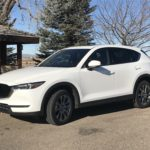 Handling, turbo lift '21 Mazda CX-5