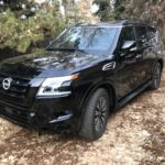 Nissan offers early look at '21 Armada